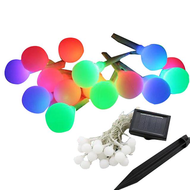 Fâșii de Iluminat LED-uri LED Rezistent la apă / Reîncărcabil / Decorativ 1 buc