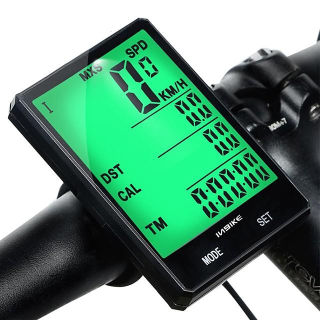 INBIKE Kilometraj Bicicletă Multifunctional Impermeabil Cronometru Ciclism stradal Ciclism / Bicicletă Ciclism / IPX-6