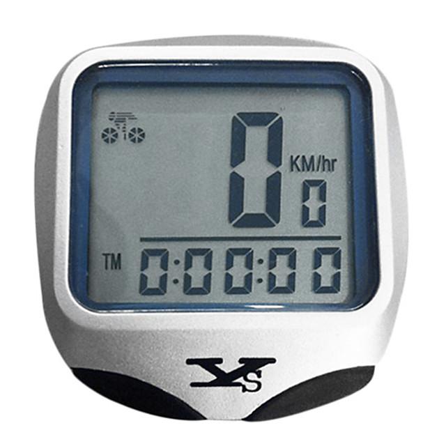 MB-468 Kilometraj Bicicletă Impermeabil Cronometru Fără fir Ciclism / Bicicletă Ciclism