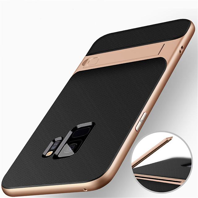 Coque Pour Samsung Galaxy S9 / S9 Plus / S8 Plus Antichoc / Avec Support Coque Armure Dur PC