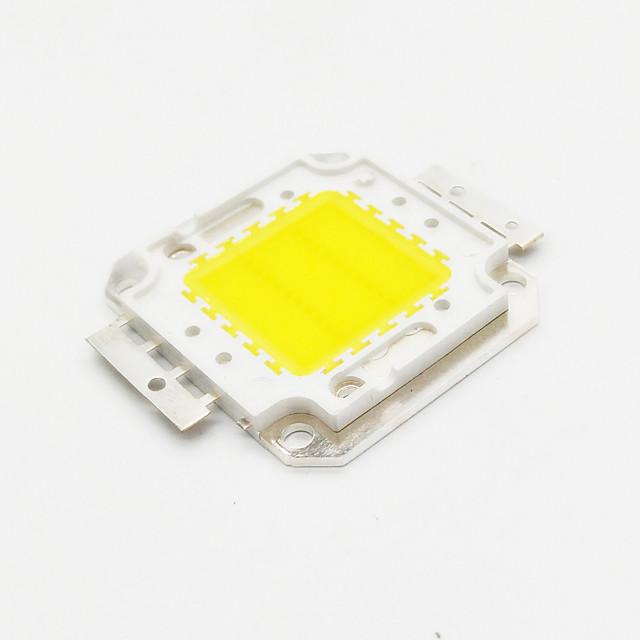 zdm ™ diy 30w intégré led / haute performance 2500-3000lm naturellement blanc 4000-4500k module led intégré léger (32-35v 0.8-0.9a)