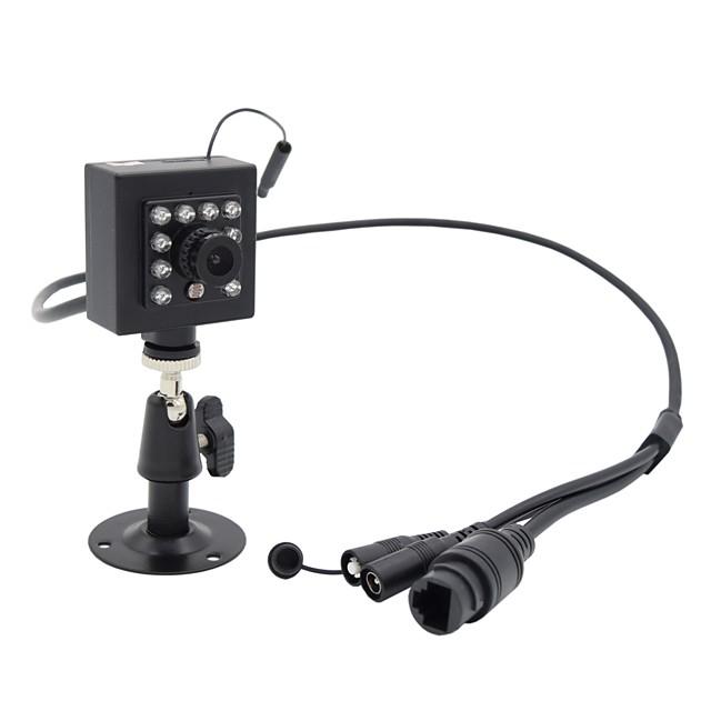 720p wifi ir coupe soutien tf carte intérieure avec premier jour détection de mouvement de nuit à distance accès ir-coupe plug and play caméra ip