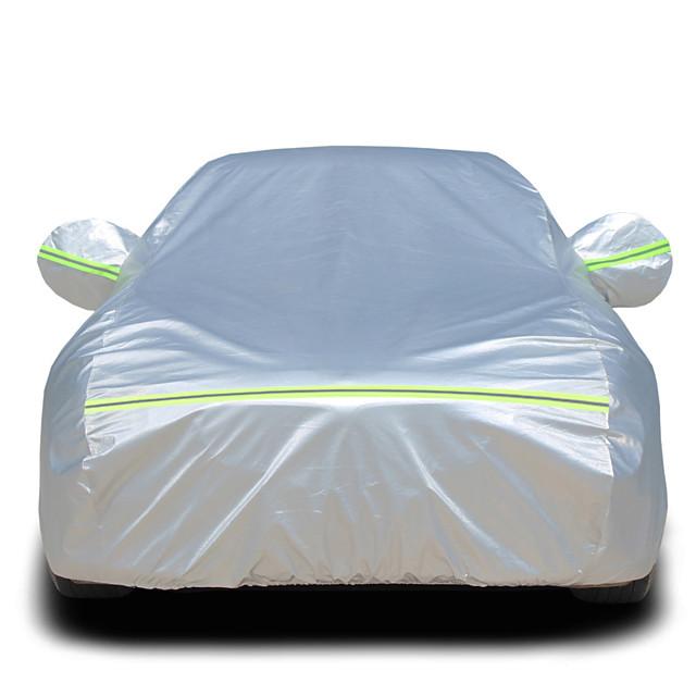 التغطية الكاملة اغطية السيارات جلد عاكس For هيونداي Elantra كل السنوات For كل الفصول