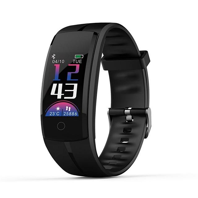 KUPENG QS100 Unisex Smart Armband Android iOS Bluetooth Vattentät Pekskärm Brända Kalorier Lång standby Kreativ Stegräknare Samtalspåminnelse Aktivitetsmonitor Sleeptracker Stillasittande Påminnelse