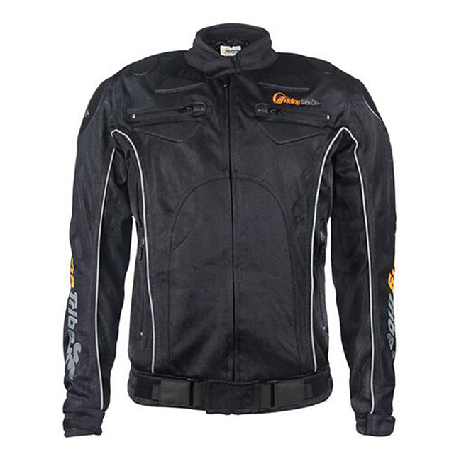 RidingTribe JK-08 ملابس نارية Jacket إلى الرجال نايلون / بوليستر الصيف متنفس