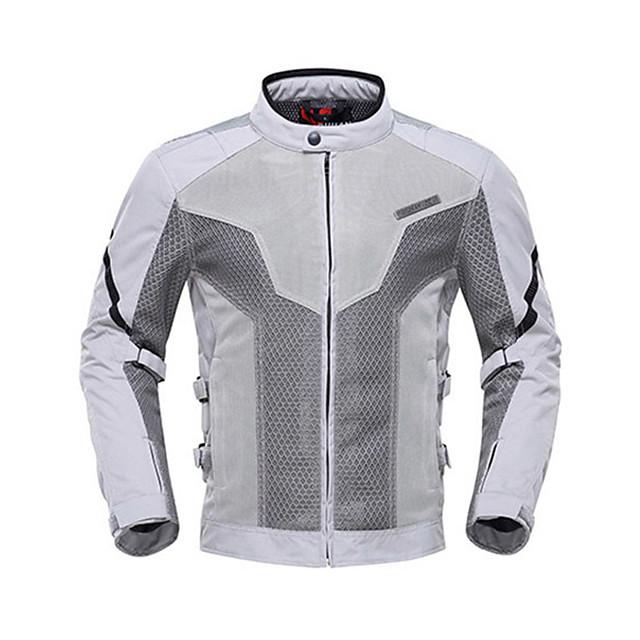 DUHAN 183 Одежда для мотоциклов ЖакетforМуж. 600D полиэстер Лето Износостойкий / Защита / Отражающая поверхность