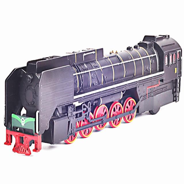لعبة القطارات ومجموعات القطار قطار Train المواد المركبة سبيكة معدنية أطفال صبيان فتيات ألعاب هدية