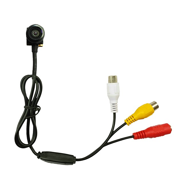 cmos 600tvl μίνι κάμερα ήχου 1.8mm ευρυγώνιος φακός κάμερα ασφαλείας εσωτερική φωτογραφική μηχανή με καρφίτσα μεγέθους 16x16mm προσομοιωμένη κάμερα