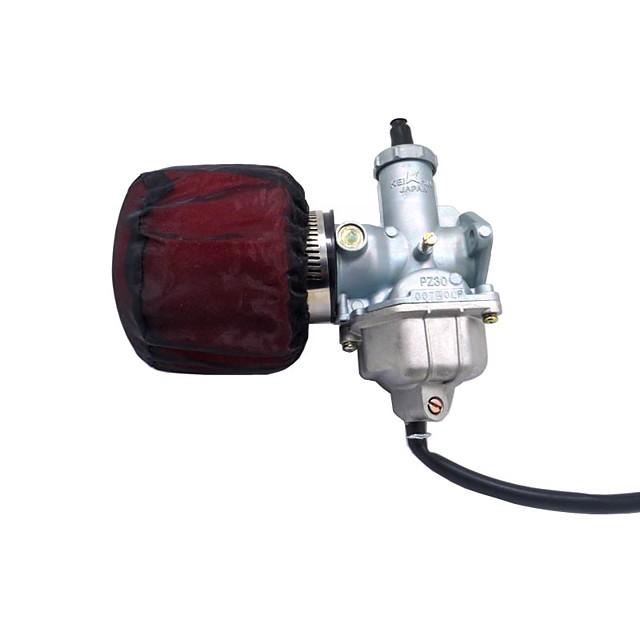 воздушный фильтр воздушный фильтр крышка pz30 карбюратор для cg200 двигатель 150 200 250cc грязи ямы велосипед atv crf110