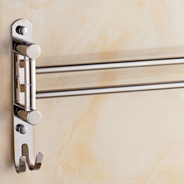 Handtuchhalter Multifunktion Moderne Edelstahl Eisen 1pc