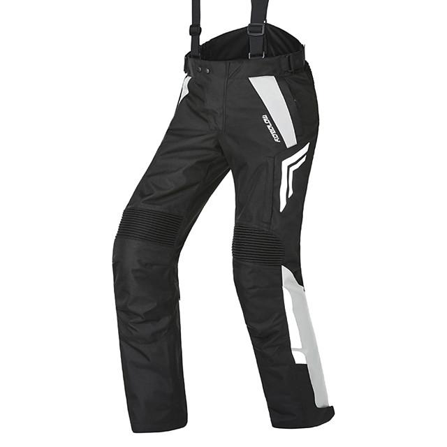 MOTOBOY J03-P01 ملابس نارية بنطلونات إلى الجميع قماش اكسفورد كل الفصول ضد الماء / مقاومة للاهتراء / حماية