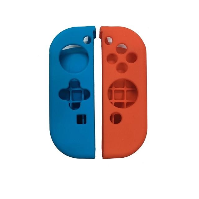 Controler de joc Protector de caz Pentru Nintendo comutator . Adorabil Controler de joc Protector de caz Silicon 1 pcs unitate