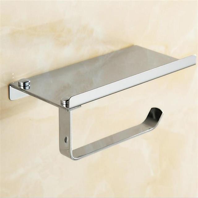Аксессуар для хранения Многофункциональный / Прост в применении Современный / Modern Нержавеющая сталь 1шт - Инструменты организация ванны