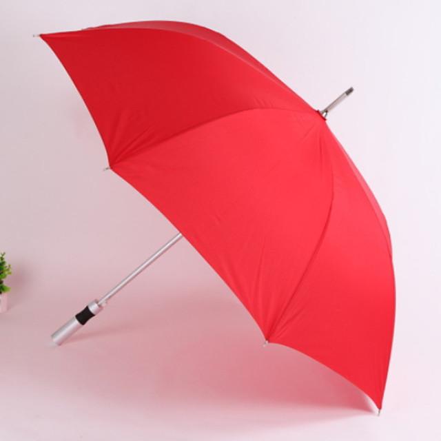 ستانلس ستيل الجميع مشمس وممطر / سريع الجفاف مظلة مستقيمة