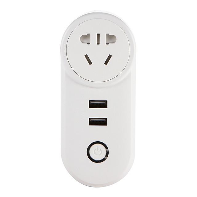weto w-t04 au / cn wifi سدادة ذكيّ لمنزل ذكيّ بعيد جهاز تحكّم عن بعد يعمل مع alexa google منزل timer socket ل ios android