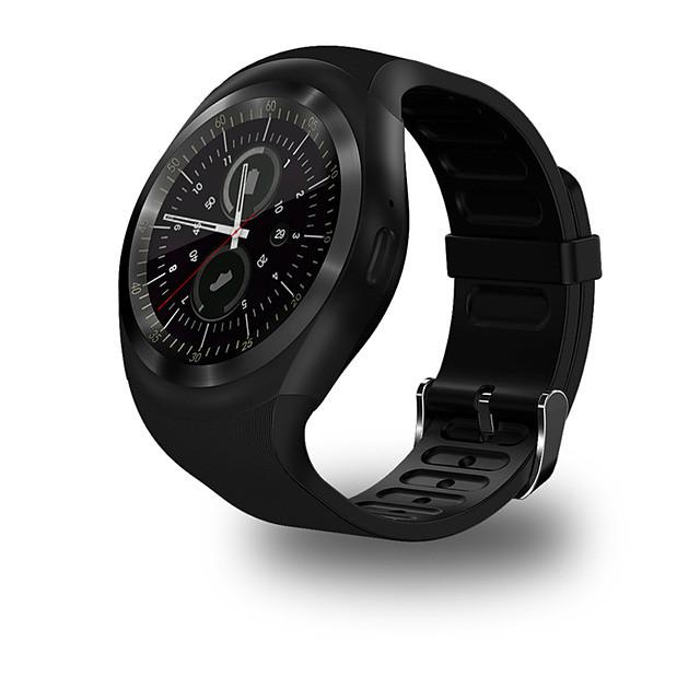 رجالي ساعة رياضية ساعة رقمية رقمي كاجوال رزنامه رقمي أبيض أسود أزرق / سيليكون / الكرونوغراف / LCD / أداة تحديد المسافات بسرعة