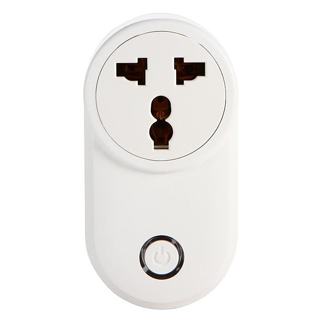 weto w-t03 in / za wifi سدادة ذكيّ لمنزل ذكيّ بعيد جهاز تحكّم عن بعد يعمل مع alexa google منزل timer socket ل ios android