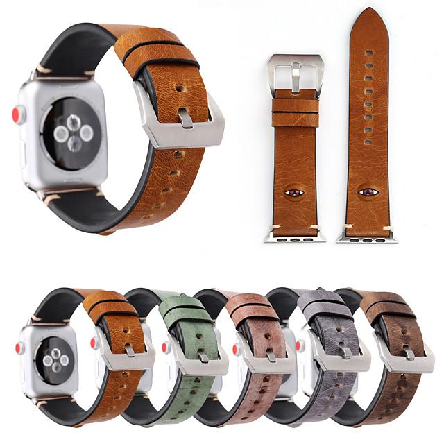 ремешок для часов для apple watch series 5/4/3/2/1 apple классическая пряжка стеганый ремешок из искусственной кожи