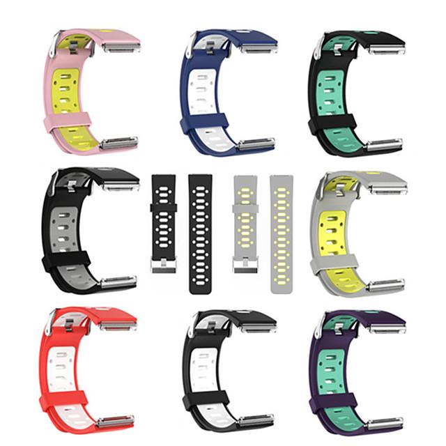 Klokkerem til Fitbit Blaze Fitbit Sportsrem Silikon Håndleddsrem