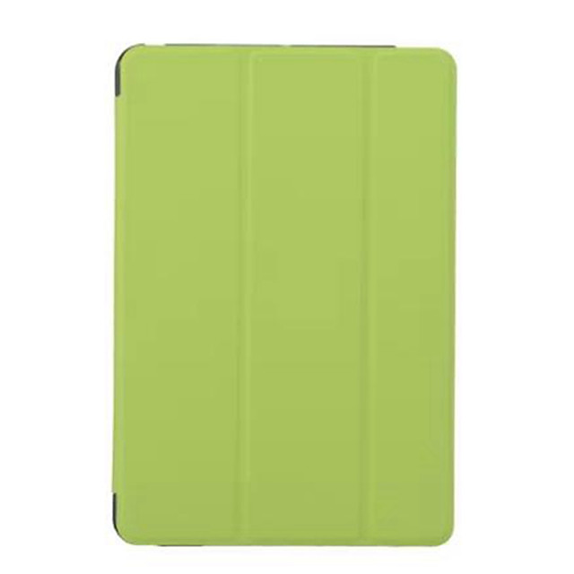 Maska Pentru Apple iPad Mini 5 / iPad nou de aer (2019) / iPad Air Cu Stand / Întoarce / Origami Carcasă Telefon Mată / Floare Greu PU piele / iPad Pro 10.5 / iPad 9.7 (2017)