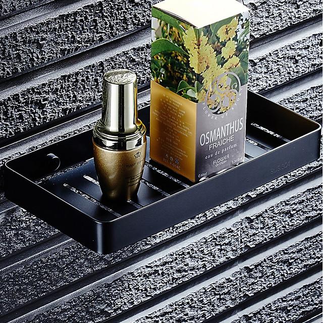 Savon Vaisselle et supports Trou Moderne Acier inoxydable 1 pc - Salle de Bain / Bain d'hôtel Simple Montage mural / Rectangle