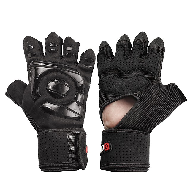 Half-палец Все Мотоцикл перчатки Нейлон ПВА Дышащий / Защитный / Non Slip