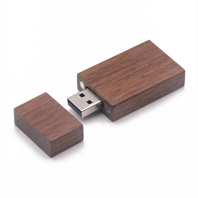 32GB chiavetta USB disco usb USB 2.0 di legno Irregolare Dispositivi senza fili di memoria