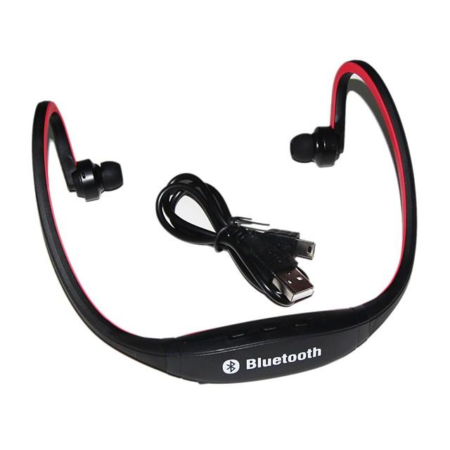 Ecouteurs / Écouteurs de sport sans fil / Roulement de Direction / Écouteurs stéréo Bluetooth Etanche, Résistant à la transpiration, Suppression du bruit, Microphone de casque, Hifi stéréo Aptitude