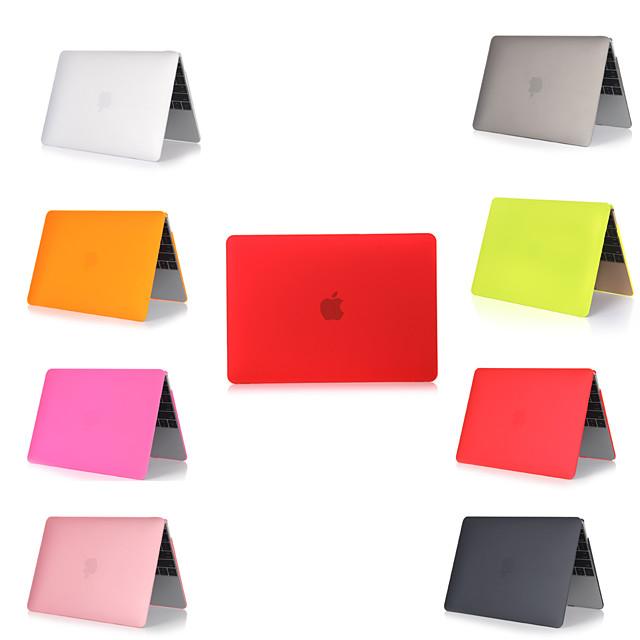 MacBook Slučaj Jednobojni PVC za MacBook 12'' / New MacBook Pro 15