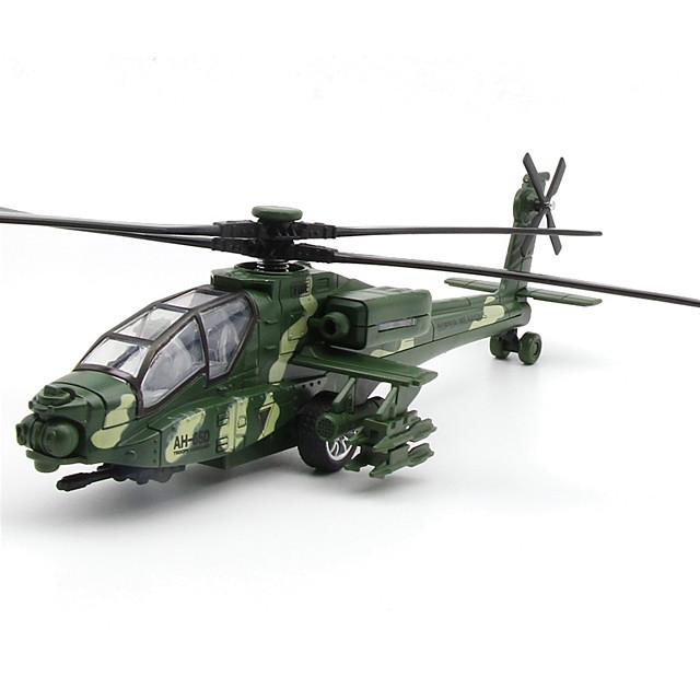 Hélicoptère Hélicoptère Alliage de métal Adolescent Tous Garçon Fille Jouet Cadeau 1 pcs