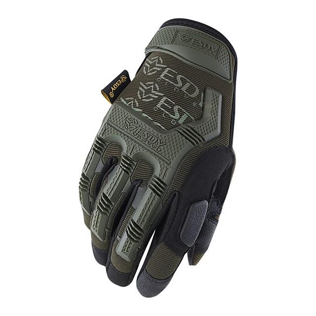 Полныйпалец Муж. Мотоцикл перчатки Микроволокно / Нейлон / силикагель Износостойкий / Защитный / Non Slip