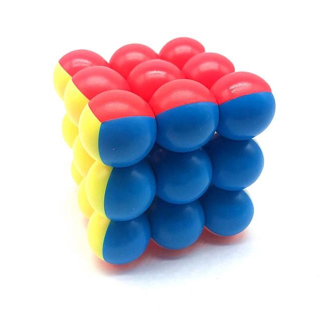 스피드 큐브 세트 1 pcs 매직 큐브 IQ 큐브 3*3*3 매직 큐브 스트레스 해소 제품 퍼즐 큐브 전문가용 스트레스와 불안 완화 멀티 터치 스크린 아동용 10대 어른' 장난감 선물