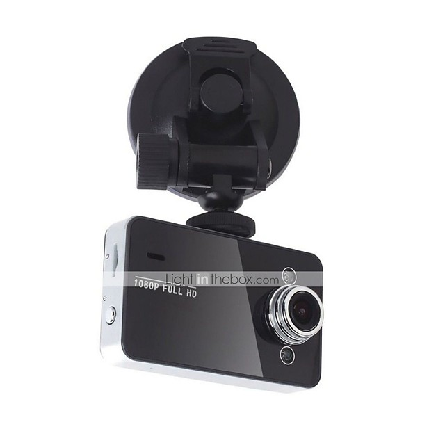 x3 720p Автомобильный видеорегистратор 120° Широкий угол 2.7 дюймовый Капюшон с HDR 2 инфракрасных LED Автомобильный рекордер