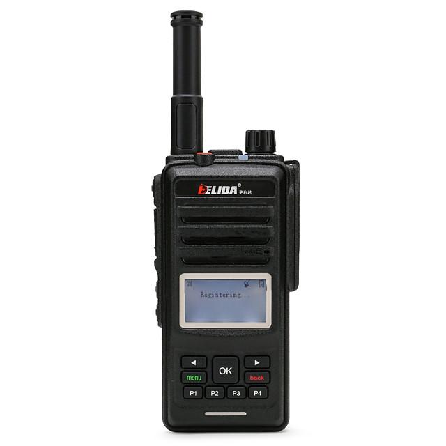 helida cd880 2g 3g gsm wcdma wifi walkie talkie sa sim karticom GPS pozicioniranje dvosmjerna radio mreža radio walkie talkie 200 km