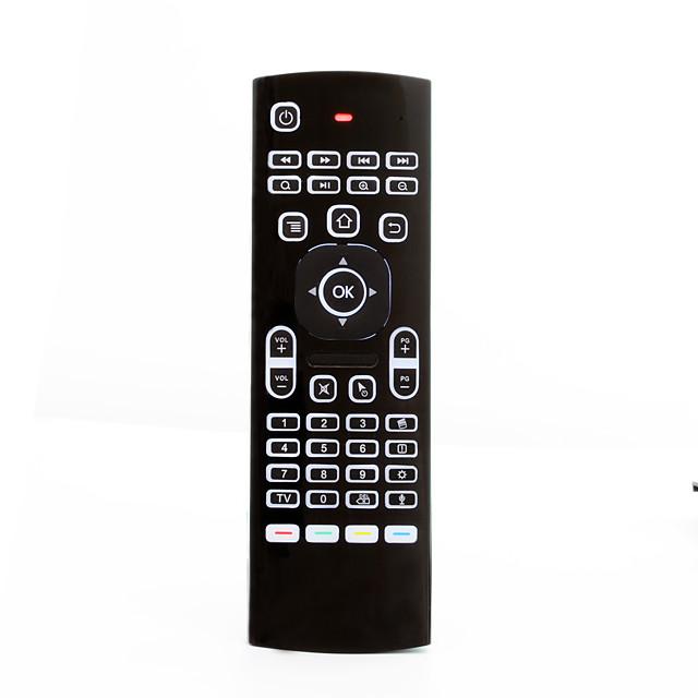 TKMS617 Air Mouse / Clavier / Télécommande Mini Sans fil 2,4 GHz Sans fil Air Mouse / Clavier / Télécommande Pour