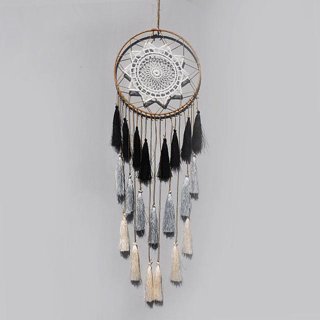 ručno izrađene san lovci s perom bohemija indija stil zid ukras