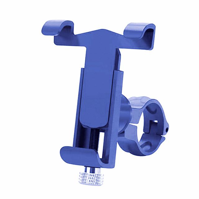 WEST BIKING® Monture de Téléphone Pour Vélo 360 Rotating Durable Anti-vibrations pour Vélo de Route Vélo tout terrain / VTT Aluminum Alloy iPhone X iPhone XS iPhone XR Cyclisme Noir Rouge Bleu