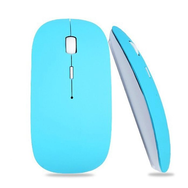 LITBest V1 2.4G fără fir Optic mouse-ul pentru jocuri Lumină LED 1600 dpi 2 niveluri DPI reglabile 3 pcs Chei 2 taste programabile