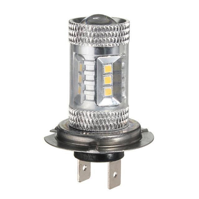 h7 15w led phare ampoule lampe de brouillard jour feux de route