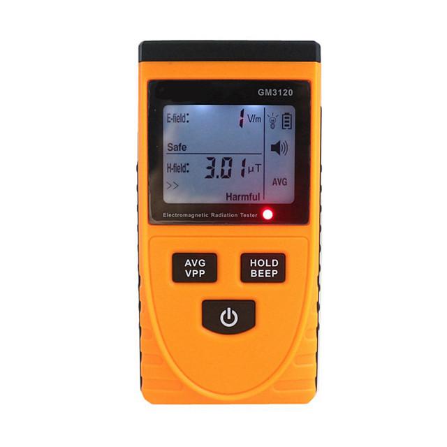 détecteur de rayonnement électromagnétique numérique dosimètre moniteur jauge de mesure
