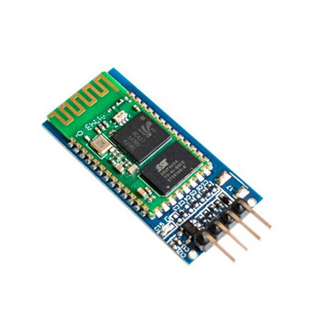 hc-06 slave bluetooth-module draadloze seriële communicatie hc-06 met backplane hc-06 bluetooth-module
