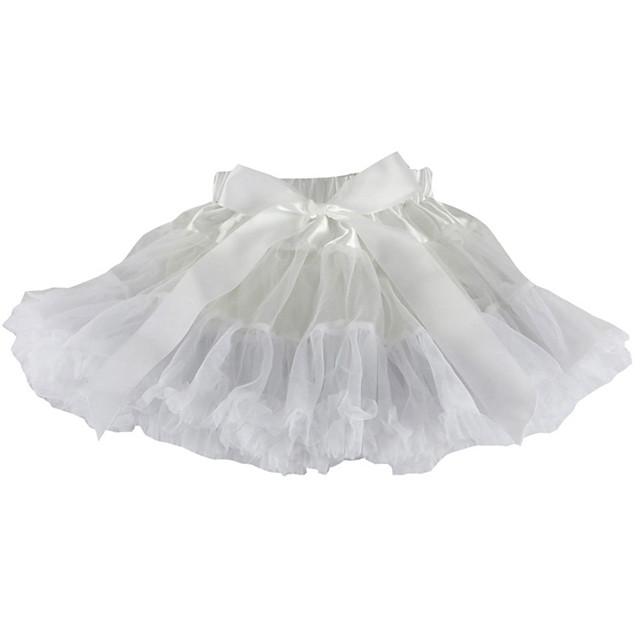 Jupon Tutu Sous jupe Années 50 Satin Bleu Rose Fuschia Jupon / Enfant / Crinoline