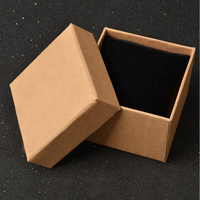 Watch Boxes Mixed Material Watch Accessories 0.03 kg 8*8*5 cm