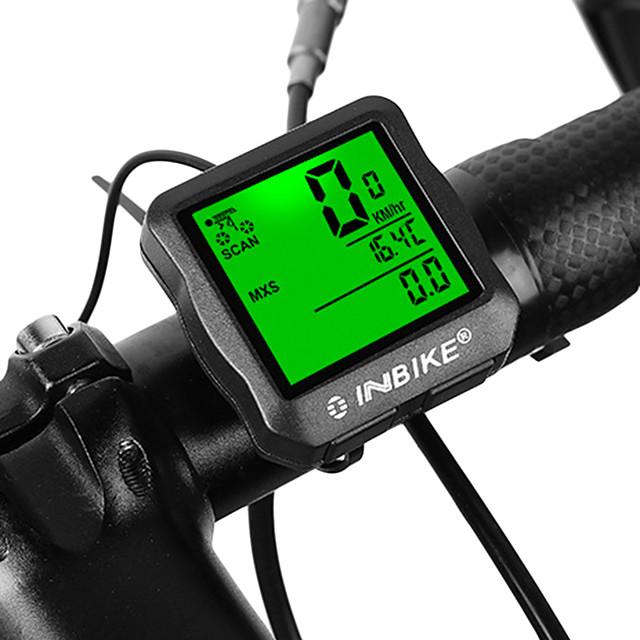 528 Computerino da bici ODO - Odometro Termometri Velocità Mountain bike Bici da strada Cicismo su strada Ciclismo