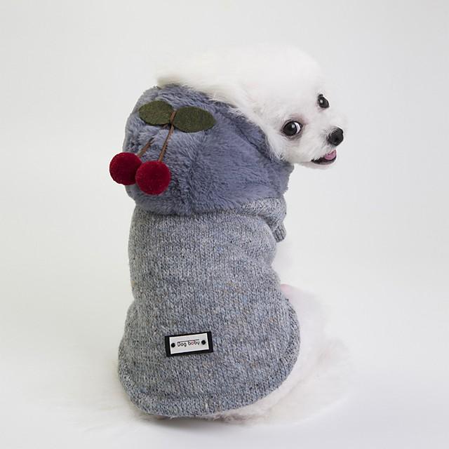 Dog Coat British Slogan Casual / Daily Warm Ups Outdoor ...