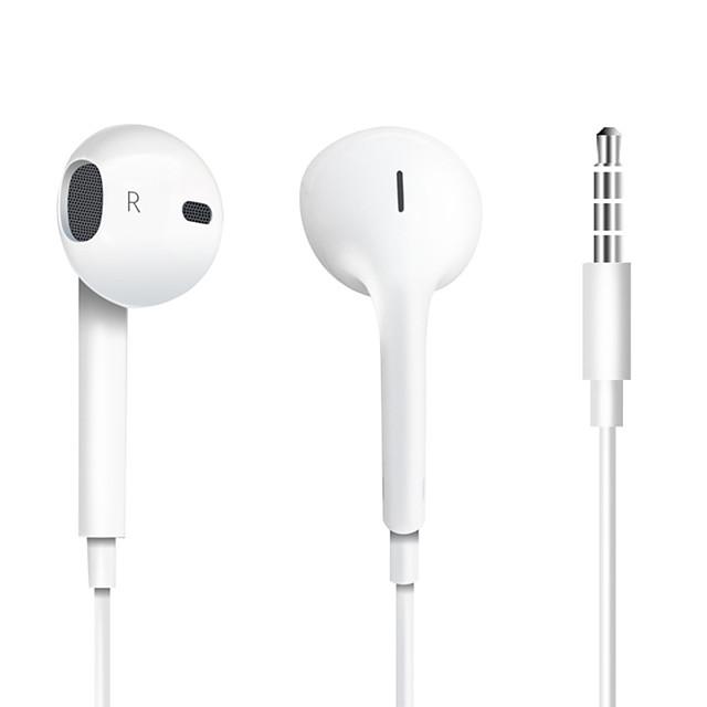 LITBest 3.5mm Žičana slušalica za stavljanje u uho Žičano Stereo S mikrofonom S kontrolom glasnoće mobitel