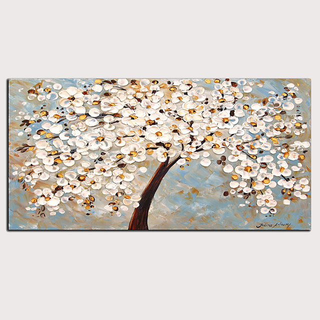 Imprimé Impressions sur toile roulées - Abstrait A fleurs / Botanique Classique Moderne Art Prints
