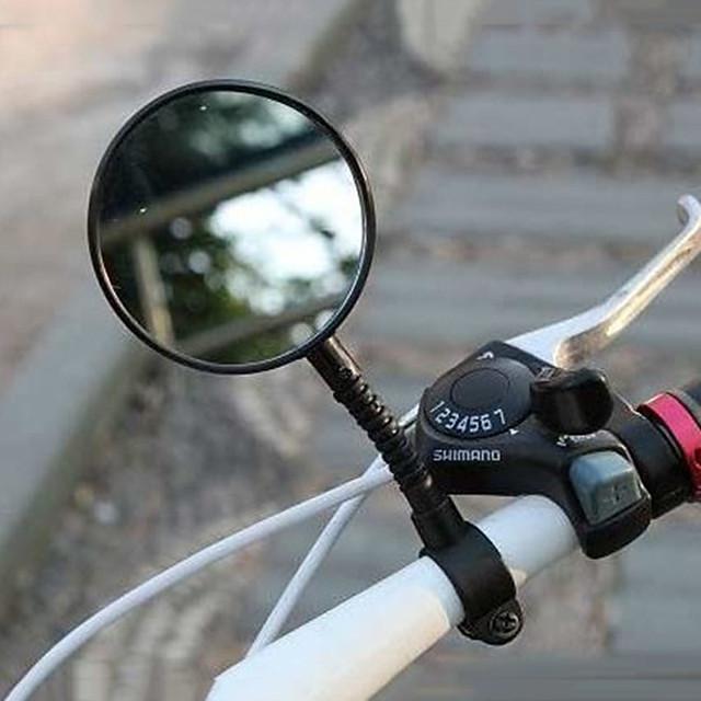 Espejo de bicicleta Conveniente Ciclismo motocicleta Bicicleta El plastico Ciclismo / Bicicleta