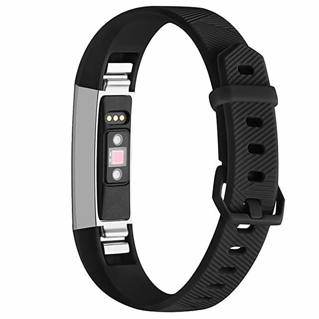 Watch kapela pro Fitbit Alta HR / Fitbit Ace / Fitbit Alta Fitbit Sportovní značka Silikon Poutko na zápěstí