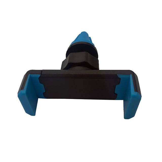 Automatisch Mount standaard houder Air Outlet Grille Buckle Type / 360 ° Rotatie ABS Houder